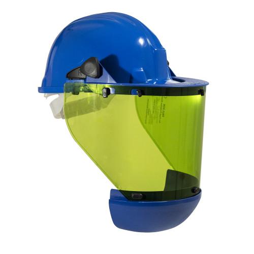 40c240693c80a Viseira Protecção Arco Eléctrico de Classe 2 - Proteção da cabeça - EPI